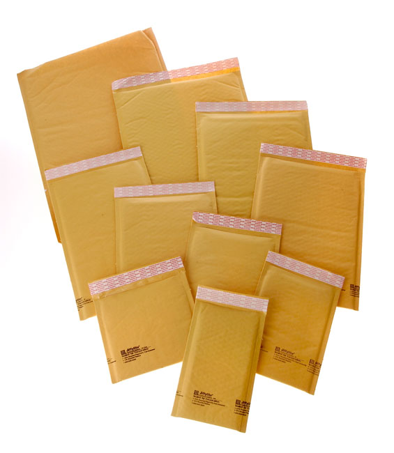 manila envelope sizes